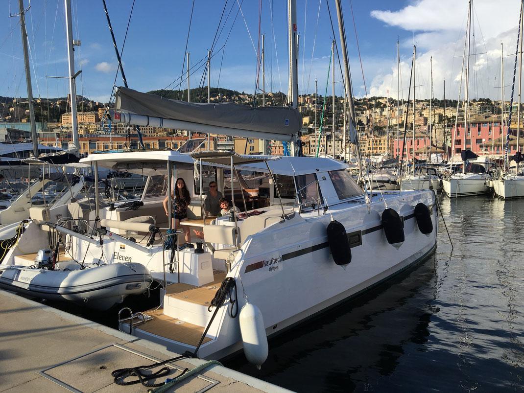 Ein Sabbatical auf dem Meer