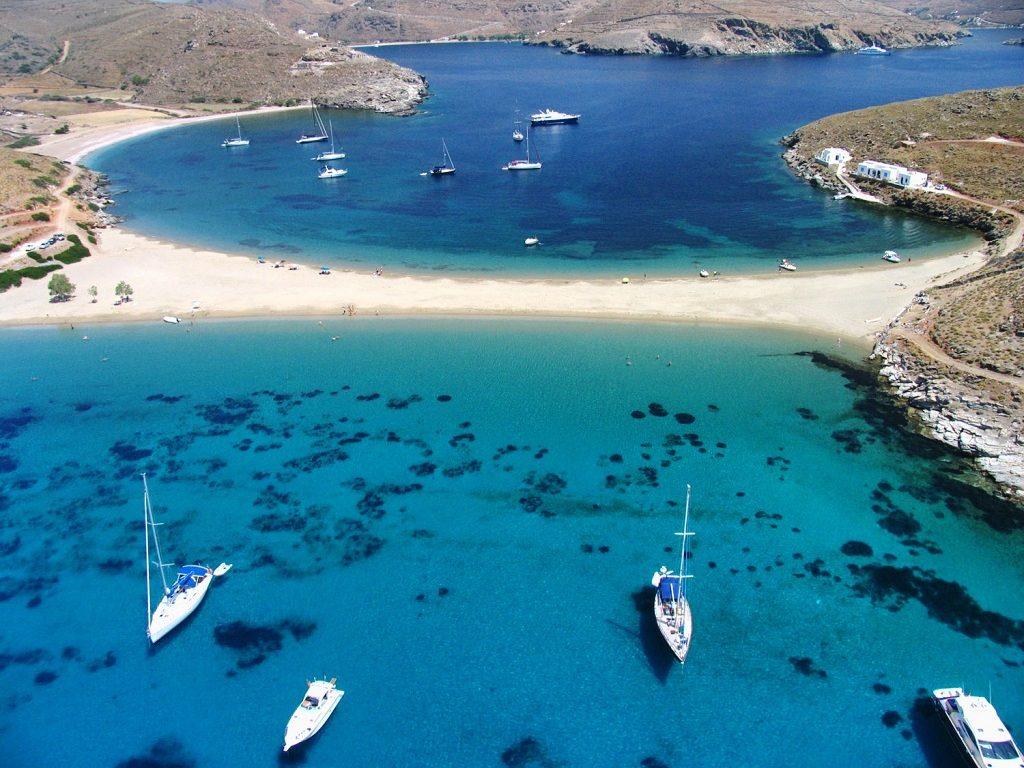 Strand Griechenland Kykladen