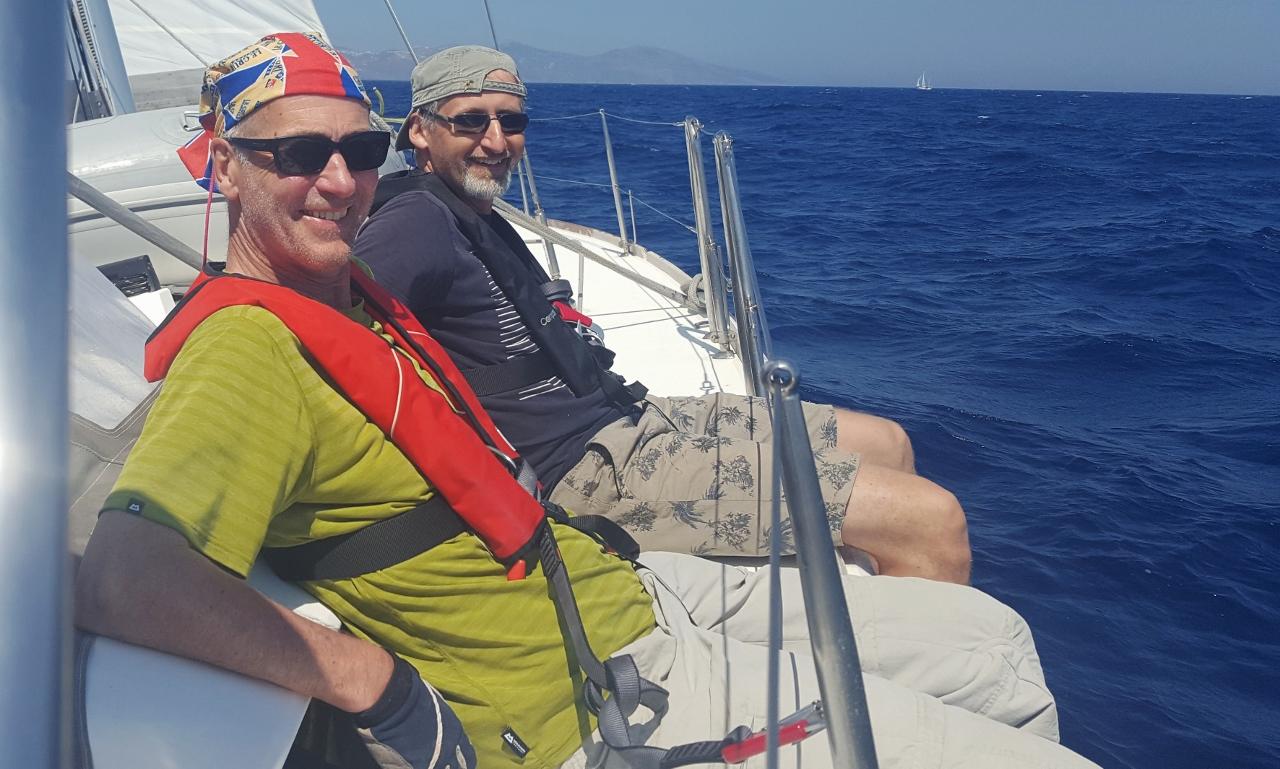 segeln Griechenland