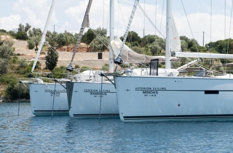 Asterion-Sailing: Darf es etwas mehr sein?
